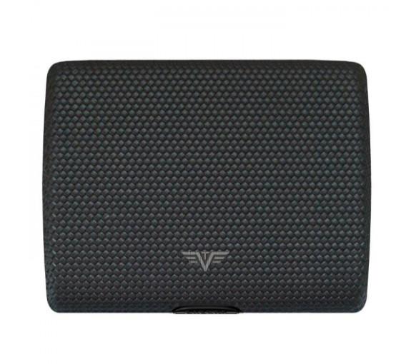 Tru Virtu Wallet Papers & Cards Diagonal Carbon Black - 18.10.4.0004.18