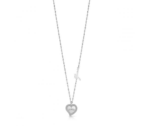 Guess Heart Warming Halskette - UBN78068