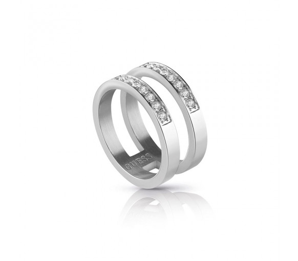 Guess Love Knot Ring - UBR78006