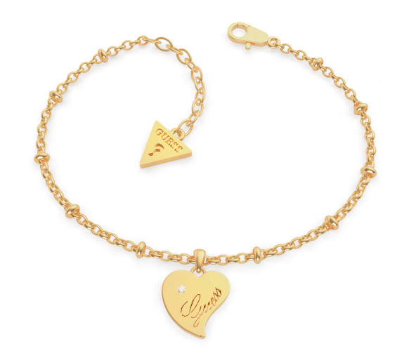 Guess Queen Of Heart Armband - UBS20445-S