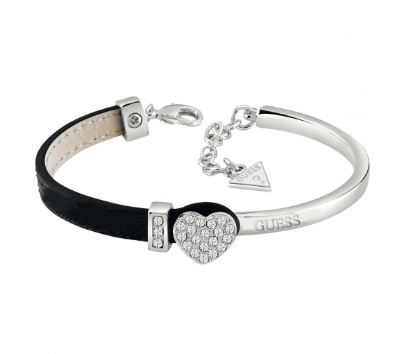Guess Pave Heart - UBS28019