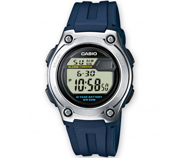 Casio Collection - W-211-2AVES