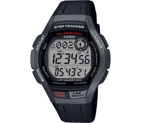 Casio Collection - WS-2000H-1AVEF