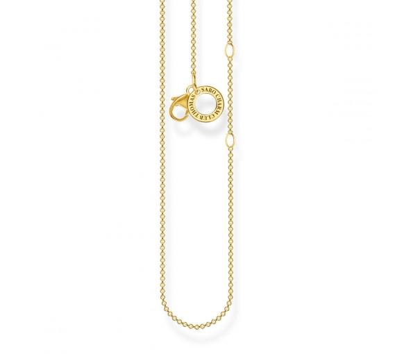 Thomas Sabo Charm-Kette Gold - X0278-413-39-L45V