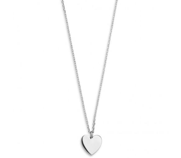 Xenox Heart Halskette - XG4203