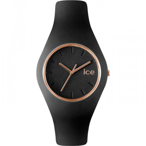 Ice-Watch Ice Glam Black Rosegold