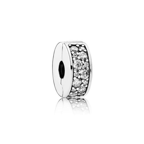 Pandora Charms/Beadsn Pavé-Glanz - 791817CZ