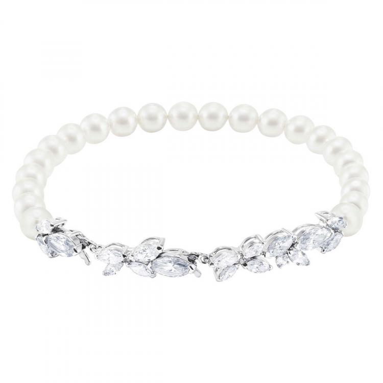 Swarovski Louison Pearl Armband - 5422684 - Helen Kirchhofer a89ecf6fdda2
