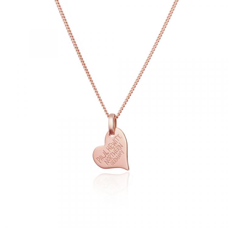 paul hewitt necklace north love 18k plated rose gold ph. Black Bedroom Furniture Sets. Home Design Ideas