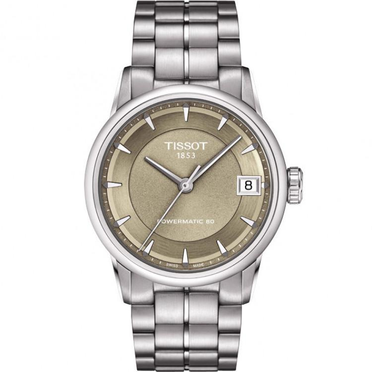 Tissot Luxury Automatic Lady T086.207.11.301.00 Helen Kirchhofer