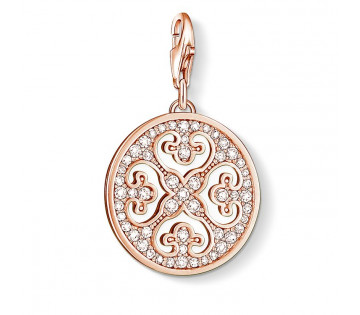 Thomas Sabo Femme Argent Ornements pour pendentifs 0970-416-14