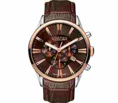 Roamer Superior Chrono - 508837 41 65 05