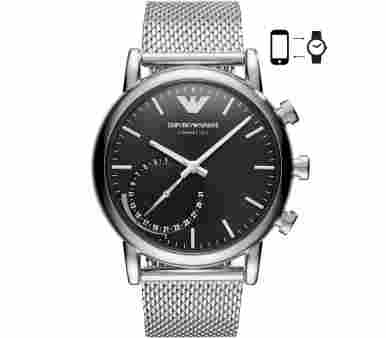 Emporio Armani Connected Luigi Hybrid Smartwatch - ART3007