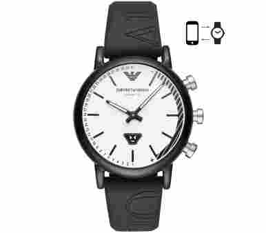 Emporio Armani Connected Luigi Hybrid Smartwatch - ART3022