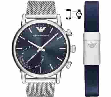 Emporio Armani Connected Luigi Hybrid Smartwatch - ART9003