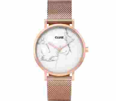Cluse La Roche Mesh Marble- CL40007