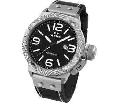 TW Steel Canteen Leather Automatic - CS5/CS6