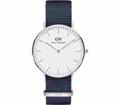 Daniel Wellington Classic Bayswater Silver