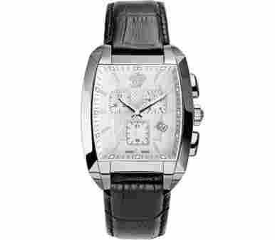 Versace Charactre Tonneau Chronograph - WLC99D002S009