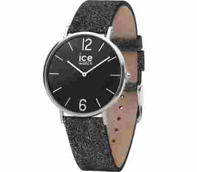 Ice Watch Ice City Sparkling Glitter Black