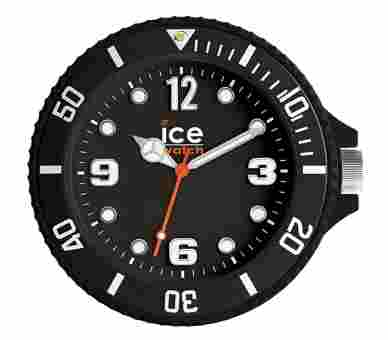 Ice Watch Ice Wall Clock Black - 015203