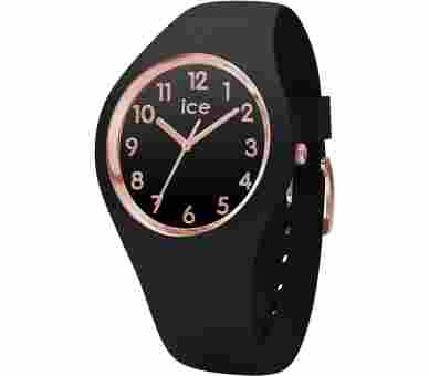 Ice Watch Ice Glam Black Rosegold Numbers