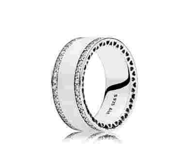 Pandora Ring Herzens-Band - 191024EN23