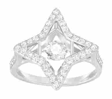 Swarovski Sparkling Dance Star Ring