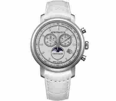Aerowatch Renaissance Chronograph Moon-Phases - A 84936 AA04