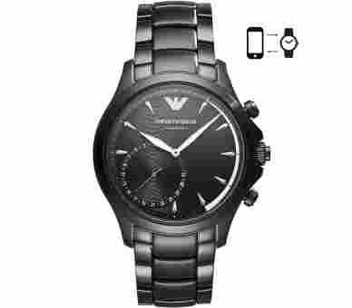 Emporio Armani Connected Alberto Hybrid Smartwatch - ART3012