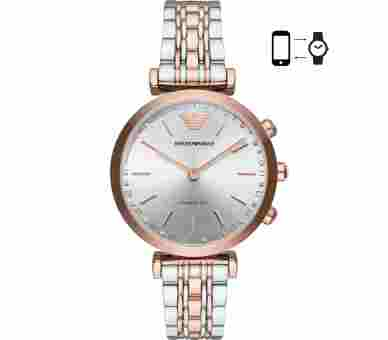 Emporio Armani Connected Gianni T-Bar Hybrid Smartwatch - ART3019