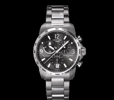 Certina DS Podium Chronograph GMT - C001.639.44.087.00