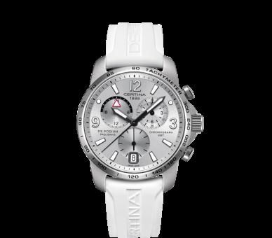Certina DS Podium Chronograph GMT Aluminium - C001.639.97.037.00