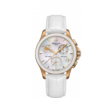 Certina DS First Lady Chronograph Moon Phase - C030.250.36.106.00