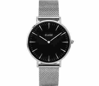 Cluse La Bohème Mesh Silver - CL18106