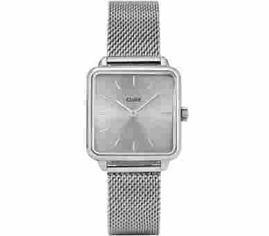 Cluse La Garçonne Silver Mesh - CL60012