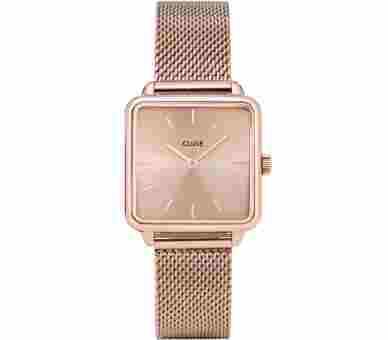 Cluse La Garçonne Rosé Mesh - CL60013