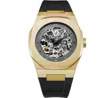D1 Milano Skeleton Gold - A-SK05