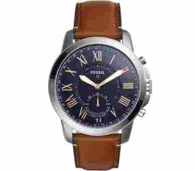 Fossil Q Grant Hybrid Smartwatch - FTW1122