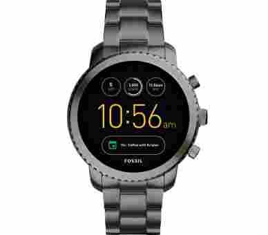 Fossil Q Explorist Smartwatch - FTW4001