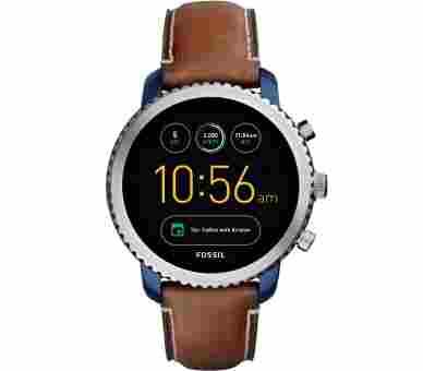 Fossil Q Explorist Smartwatch - FTW4004