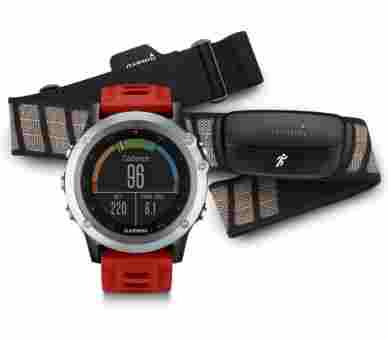 Garmin Outdoor Fenix 3 Bundle + Hrm4 (Pulsgurt) - 010-01338-16