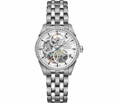 Hamilton Jazzmaster Viewmatic Skeleton Lady - H42405191