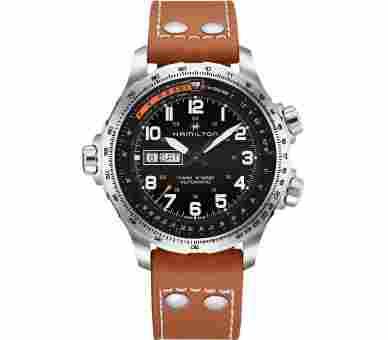 Hamilton Khaki Aviation X-Wind Day Date Auto - H77755533