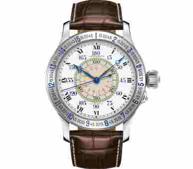 Longines The Lindberg Hour Angle - L26784110