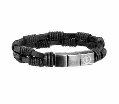 Police Twin Row Armband - PJ25889BLB/01