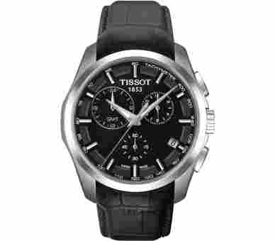 Tissot Couturier Quartz GMT - T035.439.16.051.00