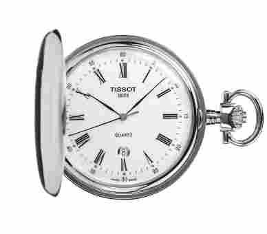 Tissot Savonnette Quartz [eta F06.111] - T83.6.553.13