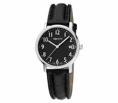 M-Watch Black & White - WBB.45220.LB