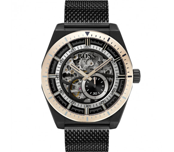 Hugo Boss Signature Timepiece Collection Skeleton - 1513655